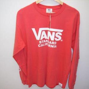 VANSのTシャツ大量入荷しました