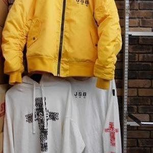 J.S.B.ブランド入荷のご紹介!!