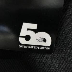 THE NORTH FACE 50周年記念アイテム!