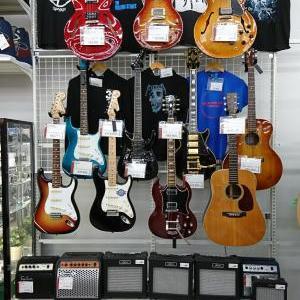 楽器新入荷&営業時間変更のお知らせ