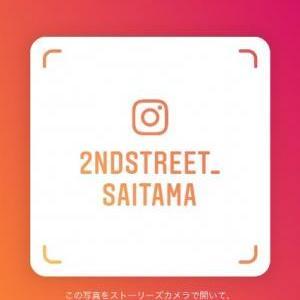 instagramを開設致しました♪