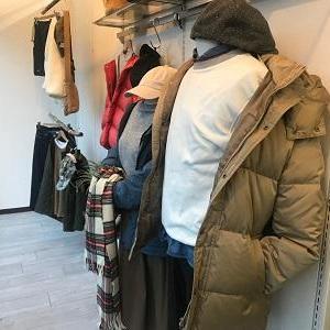 winter sale告知&新入荷紹介
