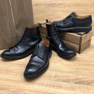 Cool Black Leather Shoes !!