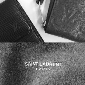 LOUIS VUITTON & SAINT LAURENT