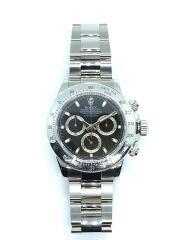 自動巻き腕時計/デイトナ/116520/SS/40mm/セカスト