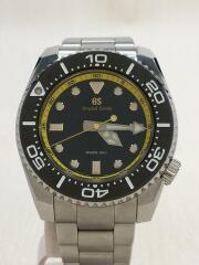 Grand Seiko/クォーツ腕時計/9F61-0AM0/スポーツコレクション/DIVERS200/セカスト