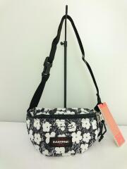 SPRINGER/Aw Floral/ボディバッグ/14659699-03/ブラック/花柄/タグ付