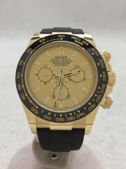 116518LN/COSMOGRAPH DAYTONA/デイトナ/K18YG/クロノグラフ自動巻腕時計
