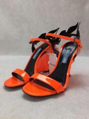 パンプス 1X109L/Flame Heeled Sandals/プラダ/34.5/サンダル/ORG