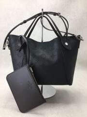ヒナPM/M54350/モノグラムマヒナ/レザー/ノワール/黒/ショルダーバッグ/ハンドバッグ