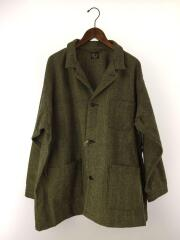 LOOSE FIT JACKET GRAY