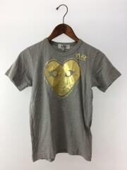 AD2010/Tシャツ/S/コットン/GRY