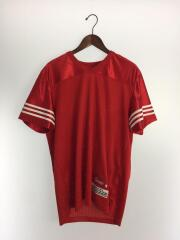 カットソー/XL/ナイロン/RED/14ss/CHAMPIONSHIP FOOTBALL TOP