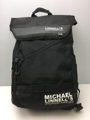 MICHAEL LINNELL/リュック//ブラック/無地/