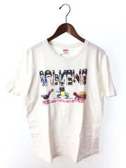 17A/W Friends Tee/Tシャツ/M/コットン/WHT