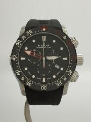 クォーツ腕時計/アナログ/ラバー/クロノオフショア1/ノースポール42/世界300本限定