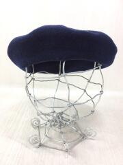 ベレー帽/--/ネイビー