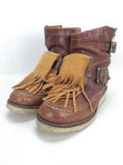 チペワ/ブーツ/ブラウン