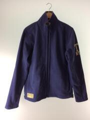 フリースジャケット/XL/ポリエステル/ブルー/SPORT