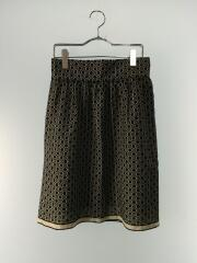 スカート/8/コットン/ブラック/無地/SK14-04-93