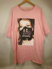 19SS/×buggy/コラボTシャツ/FREE/コットン/PNK/プリント