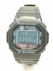 クォーツ腕時計・G-SHOCK/デジタル/ブラック/ブラック