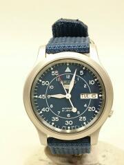 自動巻腕時計/アナログ/--/ネイビー/ネイビー