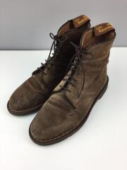 ドクターマーチン/ブーツ/UK7/ブラウン/スウェード