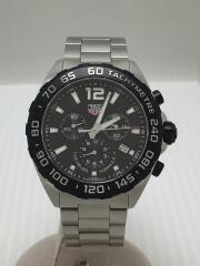 クォーツ腕時計・フォーミュラ1クロノグラフ43MM/アナログ/ステンレス/ネイビー/シルバー/FORMULA1   CAZ1010 WBC0722