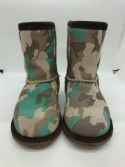 キッズ靴/16cm/ブーツ/スウェード