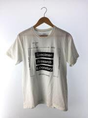 SRL-4/C-TEE SS/181PCNH-ST15/Tシャツ/M/コットン/WHT