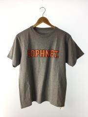 19SS/COLLEGE LOGO TEE/SOPH-190116/Tシャツ/M/コットン/GRY