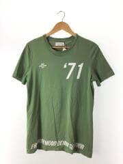 PMDS/Tシャツ/S/コットン/GRN