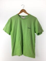 Tシャツ/S/コットン/BEG
