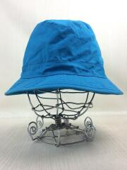 20SS/201105/COTTON BUCKET HAT/ハット/2/コットン/BLU