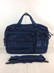 BEAMS+別注/AIR FORCE BLUE LINE/3way bag/ブリーフケース/NVY/ショルダーバッグ ビジネスバッグ