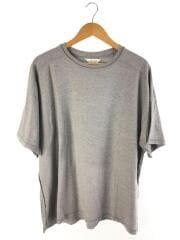 クルーネックTシャツ/Tシャツ/3/コットン/GRY