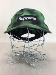 CAMP CAP/キャップ/--/GRN/チェック