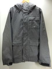 g0651213/tactic jacket/マウンテンパーカ/M/ポリエステル/グレー