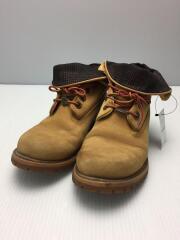ブーツ/US7.5/キャメル/3721R/汚れ有