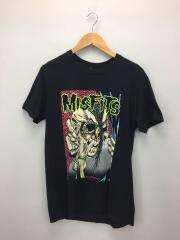 MISFITS/Tシャツ/M/コットン/ブラック