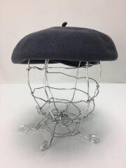 LAULHERE/ベレー帽/--/ウール/GRY