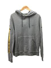 18AW/ARROWS HOODIE/M/コットン/GRY/OMBB034E18192025