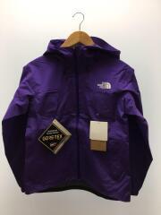 Climb Light Jacket/クライムライトジャケット/NPW12003/M/ナイロン/パープル/新品