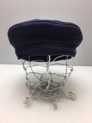 hello cap/MTR-1964/ベレー帽/M/コットン/NVY