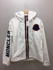 ジャケット/3/ポリエステル/WHT/19SS/モントリオール/汚れ有/E10914109105