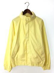 20SS/Raglan Court Jacket/ナイロンジャケット/M/コットン/イエロー