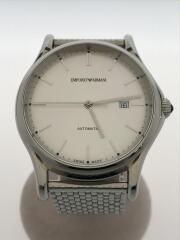 ARS-3006/自動巻腕時計/アナログ/SLV