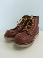 FENNEC/ブーツ/26.5cm/BRW/レザー/CC-1536