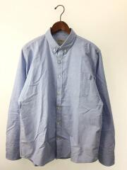L/S BUTTON DOWN POCKET SHIRT/5660.19PO05470長袖シャツ/XL/コットン